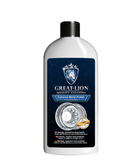 Great Lion Extreme Metal Polish